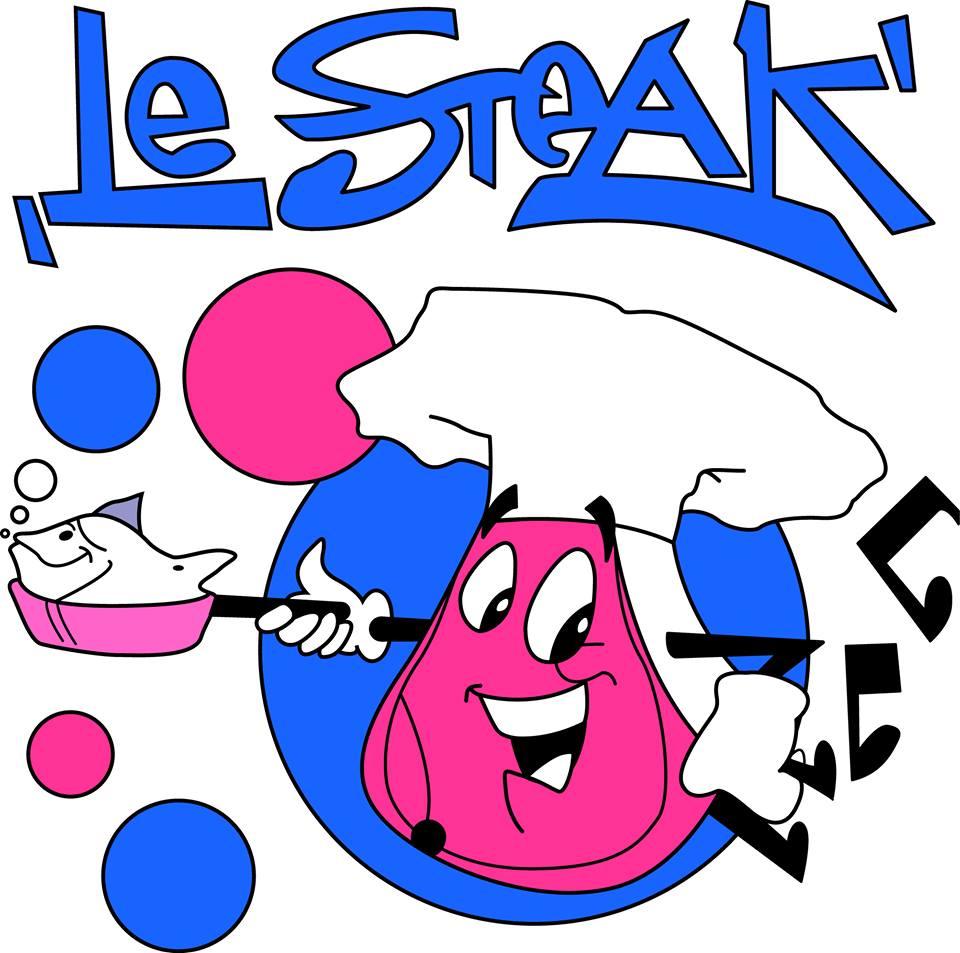 logo le steak
