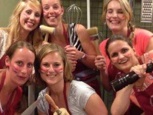 Kookworkshop in Tilburg